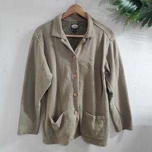 Host pick! Mens green jacket medium